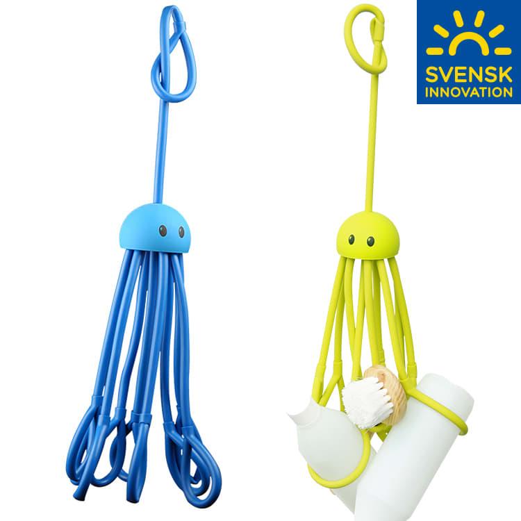 Ordning i duschen med Octopus