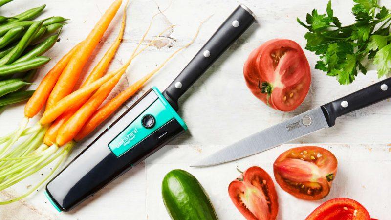 Kniven som slipar sig själv