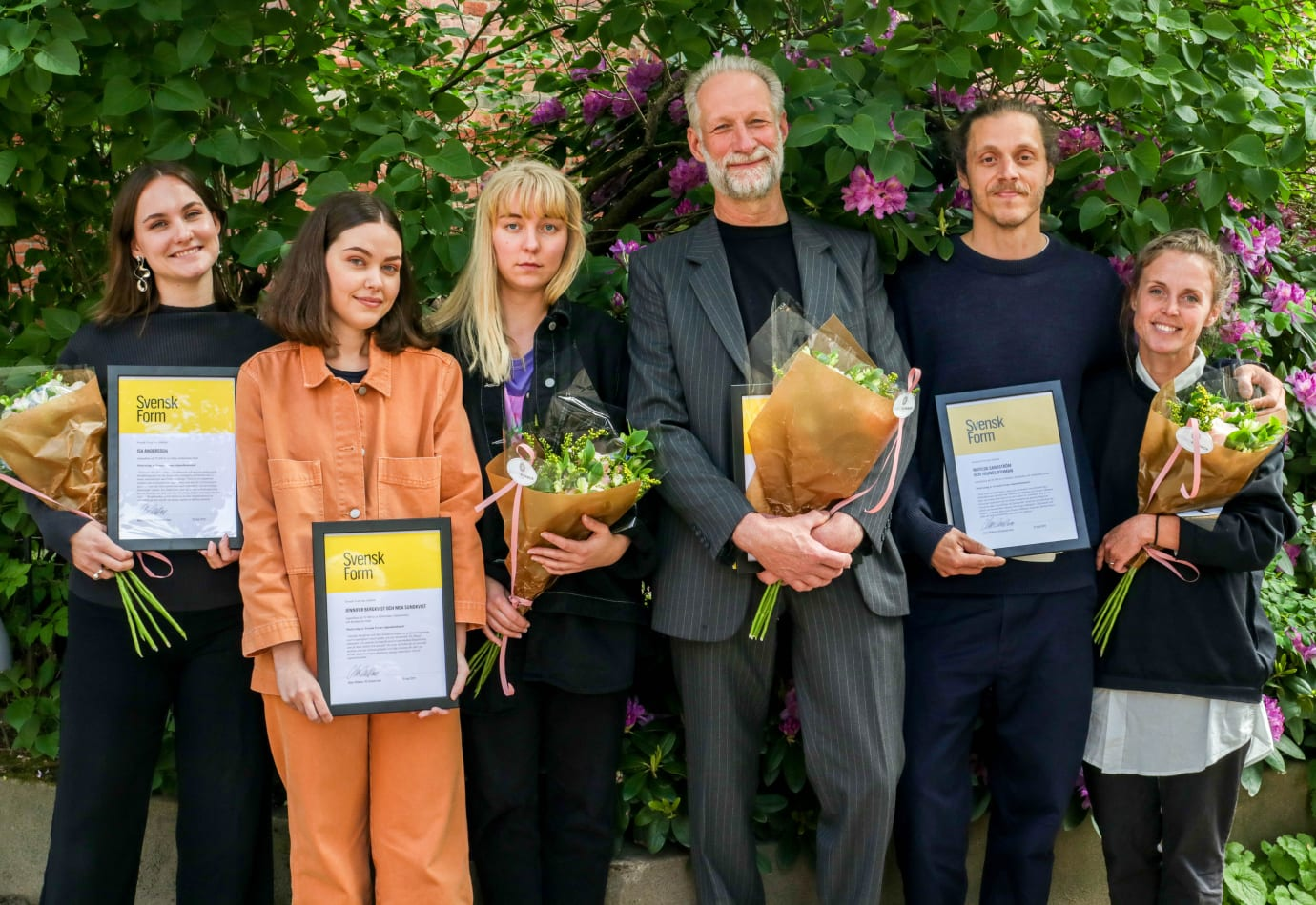 Svensk Form-stipendiater